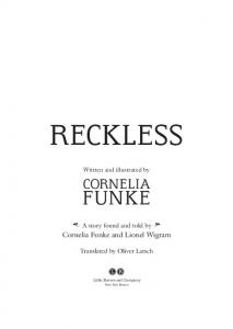 Reckless - Hachette Book Group