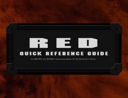 Red Quick Reference Guide