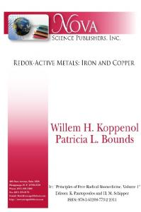 Redox-Active Metals: Iron and Copper