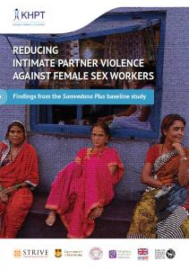 reducing intimate partner violence against female sex workers