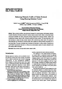 Reducing Network Traffic of Token Protocol Using ... - IEEE Xplore