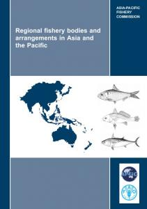 Regional fishery bodies and arrangements in Asia and the Pacific