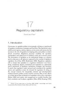 Regulatory capitalism - ANU Press - ANU