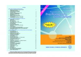 Regulatory Requirements for Drug Devlopment & Clinical Research