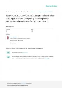 reinforced concrete design, performance and
