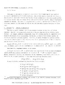 Relatively complemented, distributive lattices - Springer Link