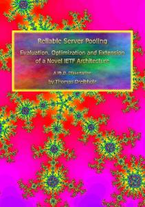 Reliable Server Pooling