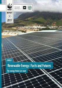 renewable energy: Facts and Futures - Centre for Renewable and