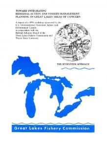 Report, August 1993 - Great Lakes Fishery Commission