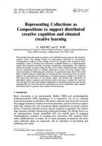 Representing Collections as Compositions to ... - Semantic Scholar