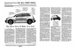 Reprinted from THE WALL STREET JOURNAL.