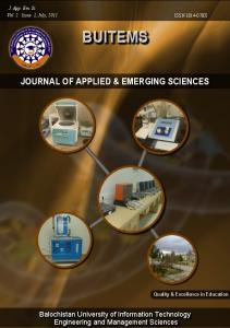 Research Journal - BUITEMS