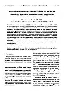 Research on Misfiring Fault Diagnosis of Engine Based on Wavelet ...