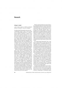 Research - Wiley Online Library