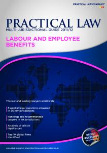 Restrictive Covenants in Employment Contracts: Canadian Approach