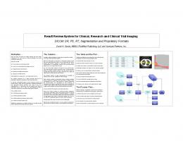 Result Review System for Clinical, Research and Clinical Trial ...