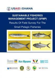 Results Of Field Survey For The Small Pelagic Fisheries - Coastal ...