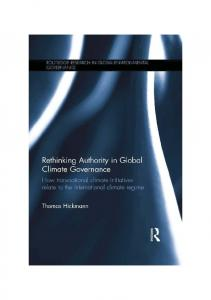 Rethinking Authority in Global Climate Governance