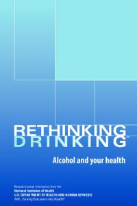 Rethinking Drinking - Publications - National Institutes of Health