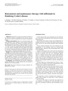 Retreatment and maintenance therapy with