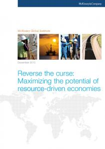 Reverse the curse: Maximizing the potential of resource-driven ...