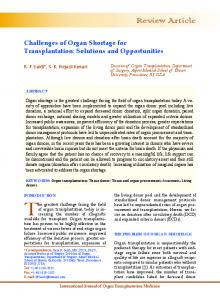 Review Article - BioMedSearch