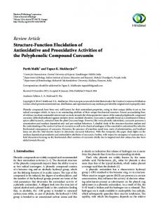 Review Article Structure-Function Elucidation of