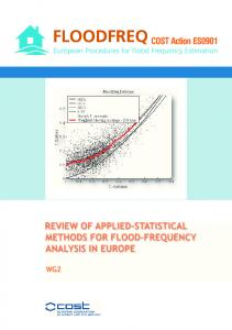 Review of Applied-Statistical Methods for Flood-Frequency Analysis in ...