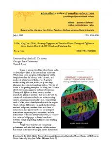 Reviewed by Martha K. Donovan Georgia State ... - Education Review