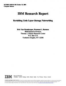 Revisiting Link-Layer Storage Networking
