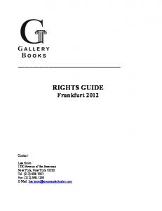 RIGHTS GUIDE
