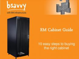 RM Cabinet Guide