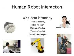 Robots and Emotions
