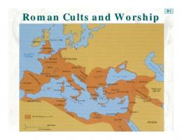 Roman Cults and Worship
