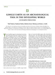 SAA Archaeological Record - UCLA Division of Social Sciences