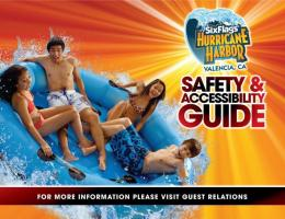 Safety & Accessibility Guide