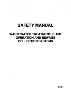 SAFETY MANUAL - KY Public Service Commission