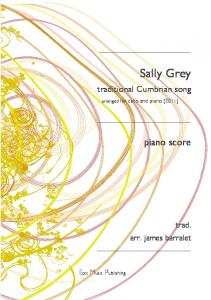Sally Grey arr for cello and piano - James Barralet