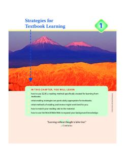Sample Chapter 1 - Cengage Learning