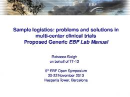 Sustainable GoGreen logistics solutions for     - Transport Problems