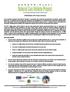 SANBAG-Ryder Fact Sheet 041411 - Clean Cities - State of California