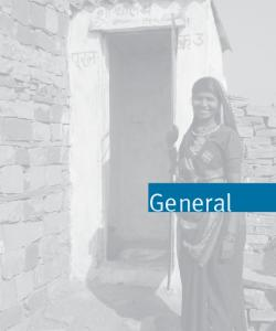 Sanitation and hygiene in South Asia - IRC