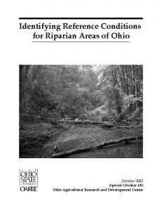 SC192 Riparian Forests 7 - OARDC - The Ohio State University