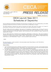 Schedule of Dayworks.pdf - Civil Engineering Contractors Association