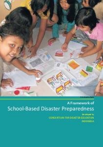 School-Based Disaster Preparedness