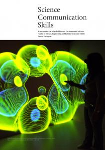 Science Communication Skills