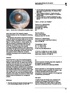 screen were normal. The intraocular pressure decreased ... - Nature