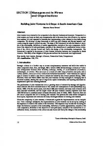 SECTION 2 Management in Firms and Organizationswww.researchgate.net › publication › fulltext › Building-J