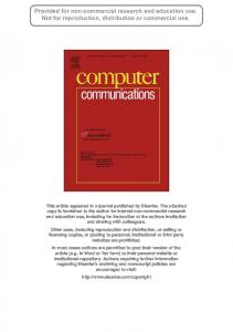 Security co-existence of wireless sensor networks and RFID for ...
