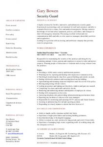 Financial controller cv template dayjob mafiadoc security guard cv template dayjob pronofoot35fo Gallery